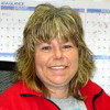 photo of penny danielson the clerk and treasurer for village of merrillan wisconsin